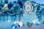 Мобильный LiveInternet Гигантские бумажные цветы. Декор для праздников. Видео МК   dikulya67 - МОЙ МИР  