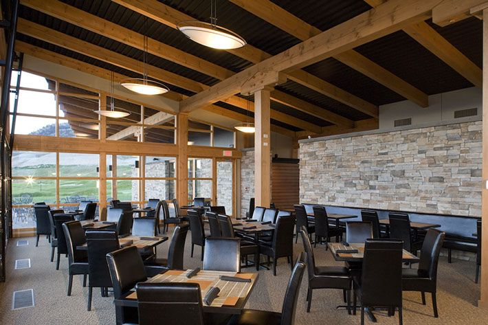 Tobiano Clubhouse. Kamloops, BC, aka architecture + design inc