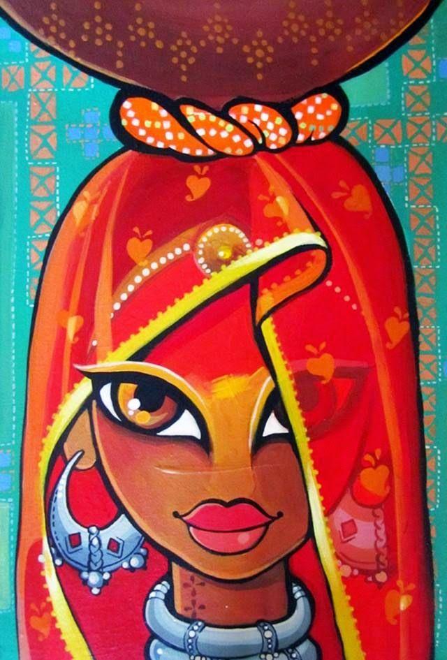 Индийские женщины. Niloufer Wadia