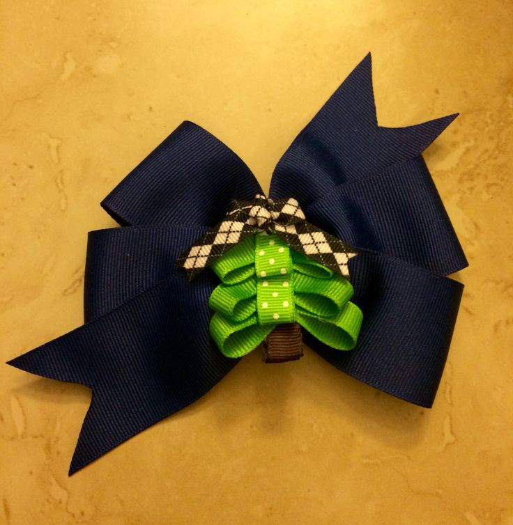 822 Best Hair Bows Images On Pinterest Crowns Hairbows And Crafts - Christmas Tree Hair Bows