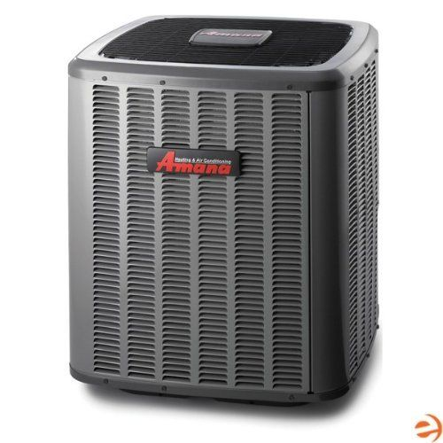 ASZ130481 Heat Pump, Central Air Conditioning - 13 SEER, 8.2 HSPF, 3 by Amana. $1698.95. Amana ASZ130481 Heat Pump, Central Air Conditioning - 13 SEER, 8.2 HSPF, 3.5 Ton, 44,000 BTU The Amana ASZ130481 Heat Pump brings the long service life and reliability that every homeowner desires in their HVAC appliances. Combining an unbeatable Compressor Lifetime Warranty and comfort with a quiet running system due to a two-speed condenser fan motor, the Amana ASZ130481 He...