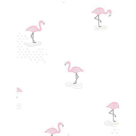 Buy Galerie Jack n Rose Junior Flamingo Wallpaper Online at johnlewis.com