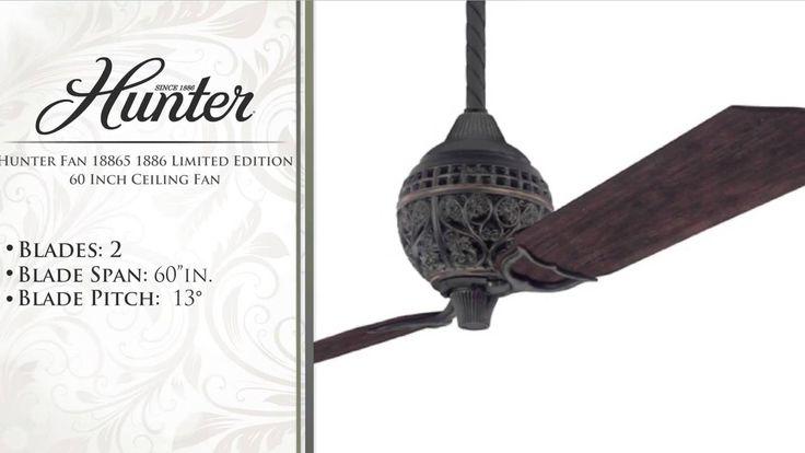 Tavan Vantilatörü - 1886 Series - Oğuzhan Vantilatör