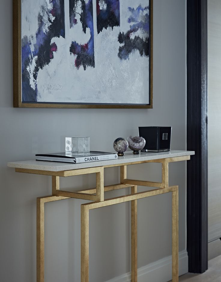 34 best Console Tables images on Pinterest | Coat storage, Consoles ...