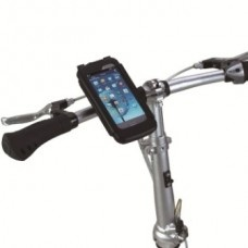 "$49.95 Weatherproof waterproof Galaxy SIII S3 Bike Mount is designed to function on and off the bike. Touch-screen operable, w/ reinforced mounting bracket, safety locks, and double-hinged closure mechanism, it's a true performance mount.  More:   - IPX4 waterproof submersible and weatherproof  - Touch screen operable with sensitivity over 90%  - 360 degrees for multiple positions  -      Pocket-friendly design  - Fits bars or stems from ¾"" to 1-1/2"" dia (20-45mm)  - Phone operable from…"