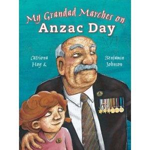 My Grandad Marches on Anzac Day