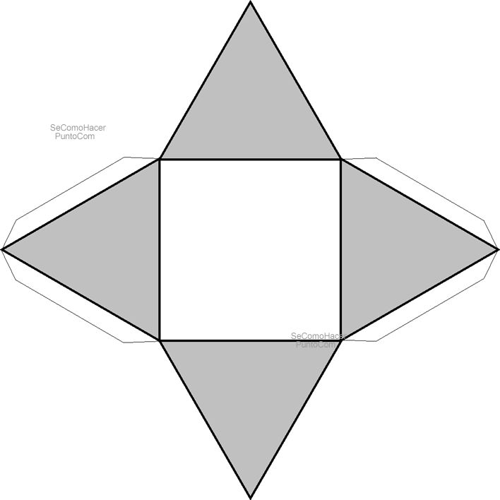 Las 25 mejores ideas sobre figuras geometricas para armar for Sillas para armar y recortar