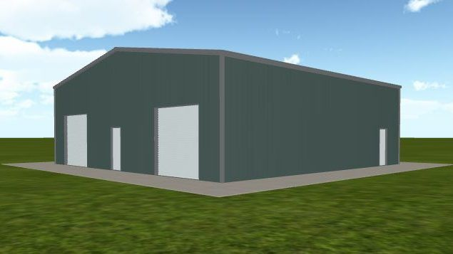Metal Building Kits Titan Steel Structures Metal Building Kits Metal Buildings Steel Structure
