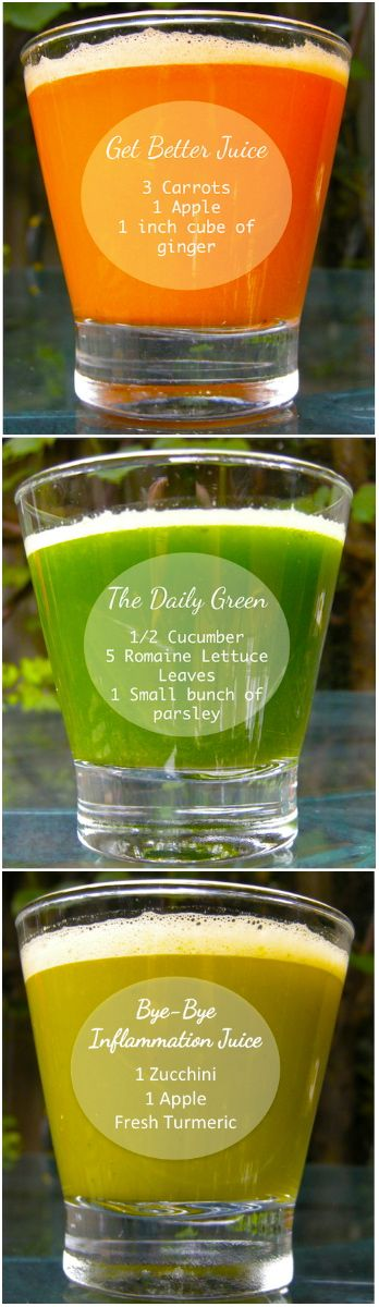 Juice Recipes for Immune System by alisonsmith.com