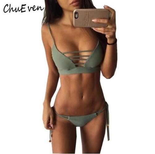 Women Sexy Brazilian bikini
