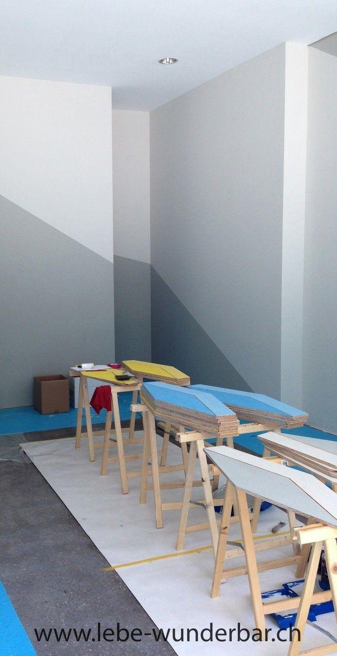 die besten 25 garagen lackfarben ideen auf pinterest garagentorschienen gestrichene. Black Bedroom Furniture Sets. Home Design Ideas