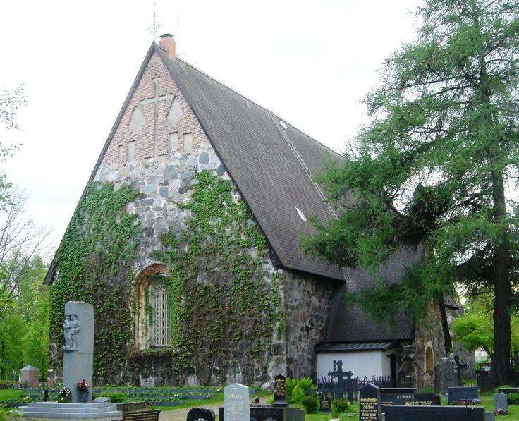 Lammi Church was built between 1490 and 1510, and was dedicated to St. Catherine of Alexandra. The church and the belfry were destroyed by fire in 1918, and the reconstructions were completed in 1920.