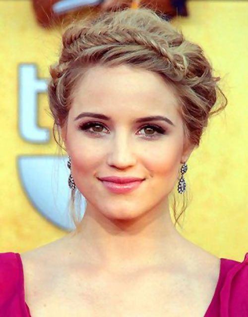hair updo for short hair | 30 Stunningly Beautiful Hairstyles For Girls | StyleCraze