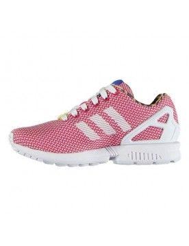 Adidas Zx Flux Pour Femme Blanche