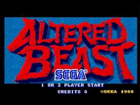 Altered Beast (Arcade) - Altered Beast