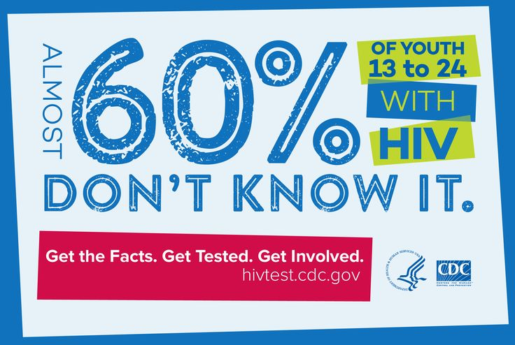 Young people ages 20-24 have the highest rate of #HIV diagnosis of any age group. Take a friend and #GetTested.