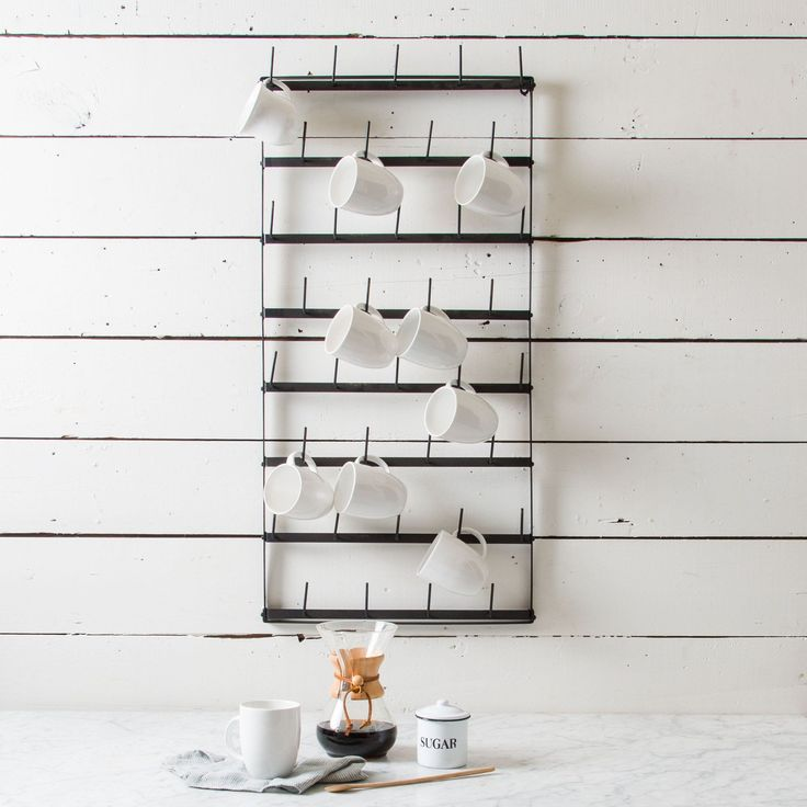 """""""Cups for Days"""" Rack - Magnolia Market 