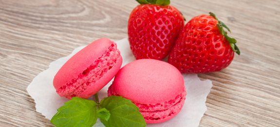 Ricetta Macaron alla rosa una delle migliori ricette Macarons della cucina francese. Il livello di difficoltà è medio.