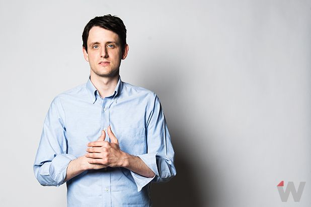 Zach Woods on What Tech Moguls Tell Him About the Show