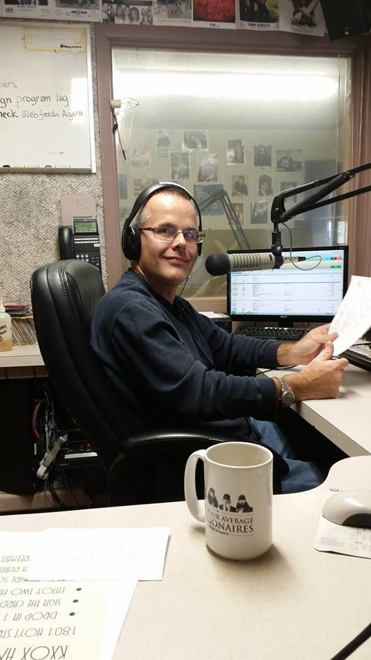 Richard is on the air from 9am - 1pm today! Pet Patrol, Swap Shop, Edward Jones Financial Report, Texas News & Views, The Alphabet Soup Kitchen, and the Pro Rodeo Round Up are all in his show and its all only right here on KXOX!
