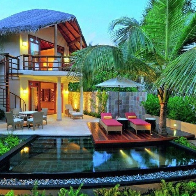 maldives• Honeymoon Spot