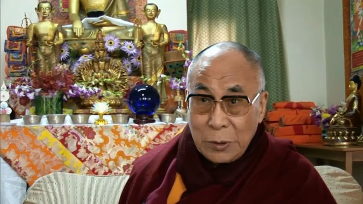 Váš charakter vytváří váš osud. Šokující odpověď dalajlámy | CESTY K SOBĚ - internetové vysílání