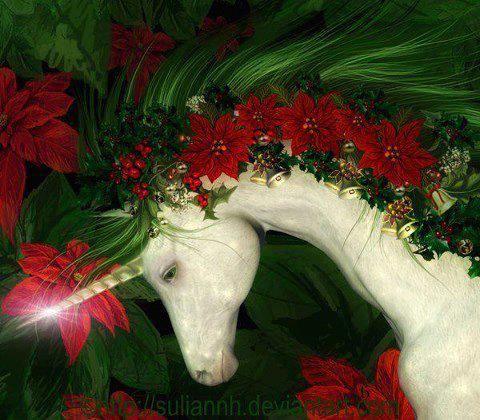Yule Unicorn