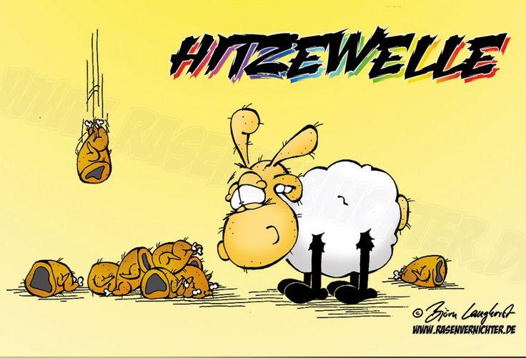Cartoons rasenvernichter ohhh - Morgenlatte lustig ...