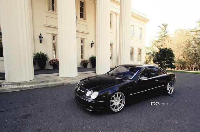 Mercedes CL-500
