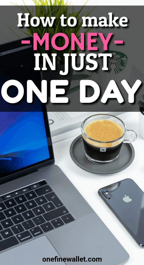 How to Make Quick Money in ONE day (2019 update) – Tickler