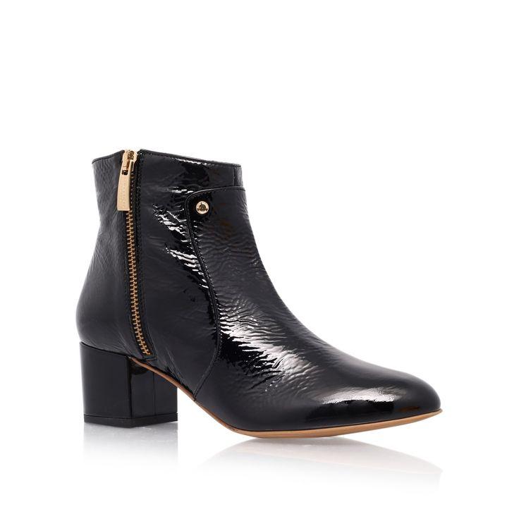 Savannah, black patent leather boot by Kurt Geiger London - women best  sellers