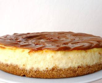 La verdadera New York Cheesecake