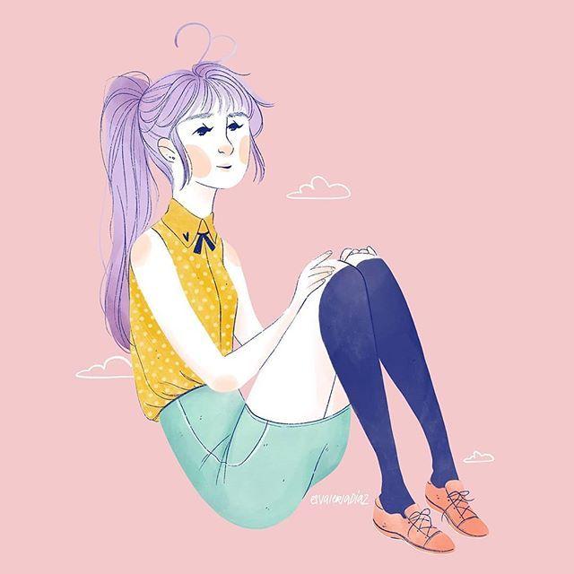 """No les pasa que a veces suelen como estar demasiado tiempo en su propia cabeza?  Yo si me preocupo demasiado por tantas cosas que incluso cuando estoy rodeada de gente me """"teletransporto"""" a mi mente y fácilmente pierdo contacto con la realidad. Probablemente sea algo de la ansiedad de que soy creativa o simplemente tengo la maña. Mis amigos me viven diciendo que tengo que parar me gusta el mundo en mi imaginación. Me pregunto si alguien más lo hace a veces cuéntame en los comentarios abajo…"""