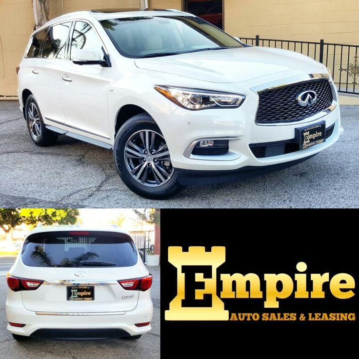 Congratulations Artin on your Brand new Infiniti QX60. Enjoy your new ride and thank you for your loyalty and support.  #empireauto #new #car #lease #purchase #finance #newcarlease #newcarfinance #refinance #leasingcompany #customerservice #glenoaksblvd #autobroker #autobrokers #brokerdeals #specialdeals #freeoilchange #freemaintenance #wholesaler #autobrokerdeals #2016infinitiqx60