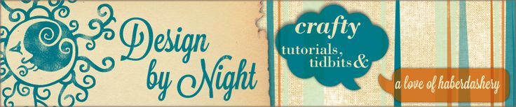 Design by Night: looks like lots of good tutorials. A link to her etsy shop too.