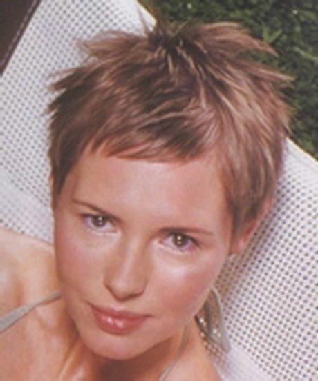 Coupe cheveux femme très court