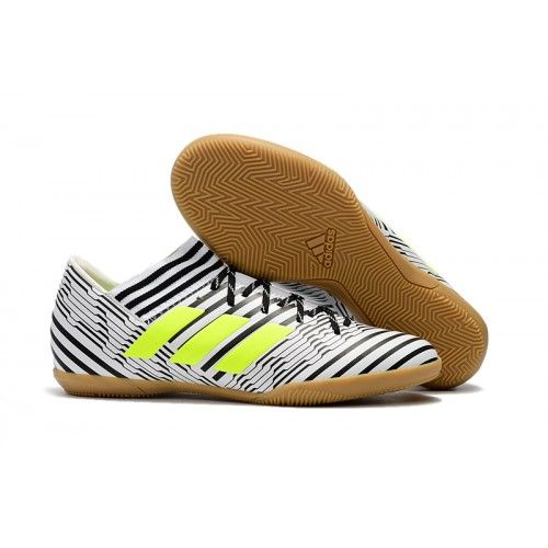 adidas F50 Adizero Terrain Ferme (cuir), Chaussures pour homme footbal, Homme, negro - core black/silver met./silver met.