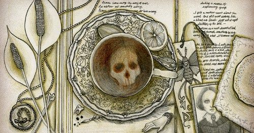 Death Cafe,to gather together and discuss the taboo subject,in a non judgemental way.