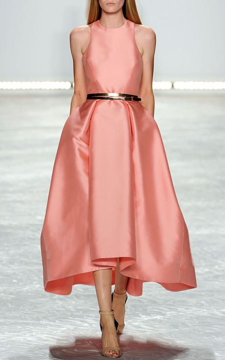New York Edition Spring/Summer 2015 Trunkshow Monique Lhuillier Look 30 on Moda Operandi