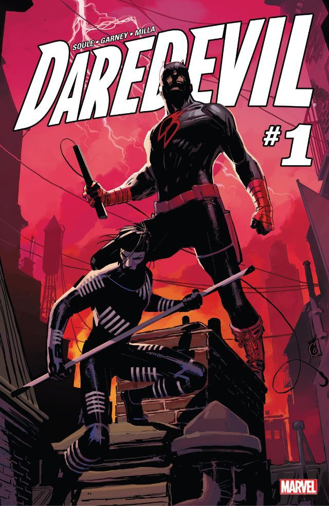 #Daredevil (2015) #1 #Marvel (Cover Artist: Ron Garney) Release Date: 12/02/2015