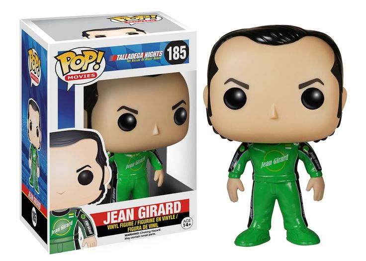 Pop! Movies: Talladega Nights - Jean Girard