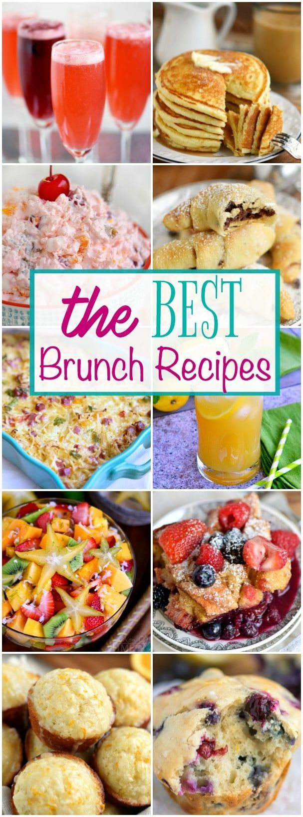 Hosting a baby shower and need some food ideas look no further since - Look No Further For The Best Brunch Recipes I Ve Got You Covered With