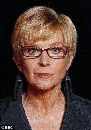 short hairstyles for over 60 with glasses - Google Search