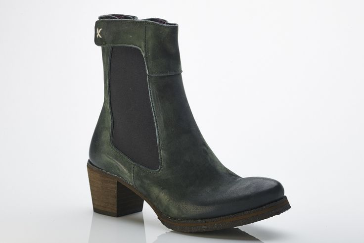 Buy online - funky John ankle boot from Barcelona brand Vialis. Shoe I Am - online boutique specialising in European handmade shoes. www.shoeiam.com.au