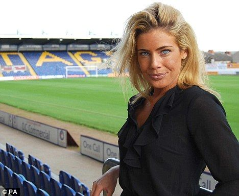 Carolyn Still, chairwoman of Mansfield Town