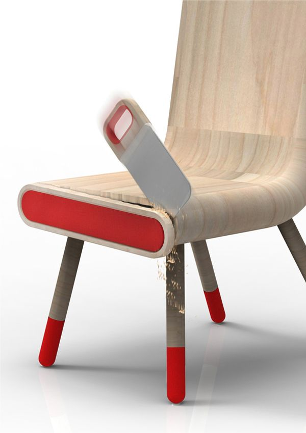anti crise chair inspired by global economic crisis it merges the rh pinterest com