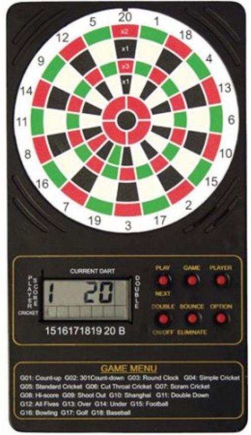 DMI Sports Electronic Single Display Touch Pad Dart Scorer | eBay