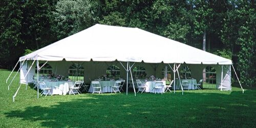 Rent quality tents at most affordable prices for your next outdoor party, banquet, backyard wedding, or corporate events and make your event bigger, brighter and memorable. Our large inventory of party rental consists of party tents, canopies, tent accessories, tent lighting on rent in Buffalo Grove and nearby NW Suburbs. For more assistance call on 847.394.8213