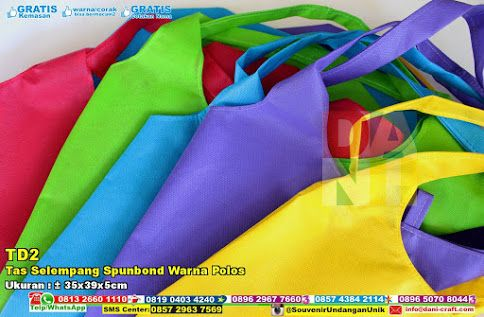Tas Selempang Spunbond Warna Polos Hub: 0895-2604-5767 (Telp/WA)tas,tas slempang,tas slempang spounbond,tas warna polos,tas bagus,tas murah,tas keren,tas unik #taskeren #taswarnapolos #tasunik #tasslempangspounbond #tas #tasbagus #tasslempang #souvenir #souvenirPernikahan