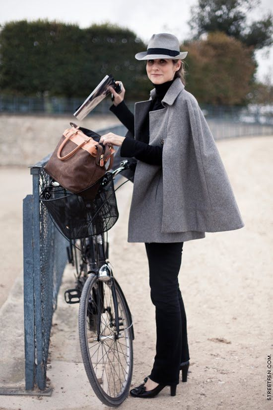 A Fashionable Winter Cape: A Do or a Don't?